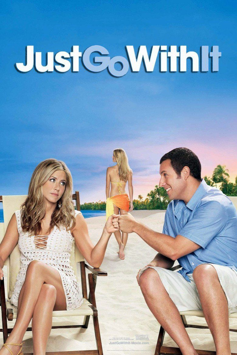 Just Go with It movie poster