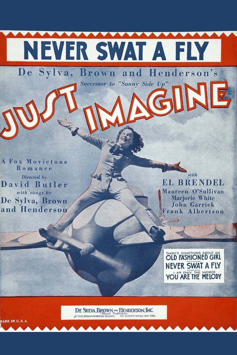 Just Imagine movie poster