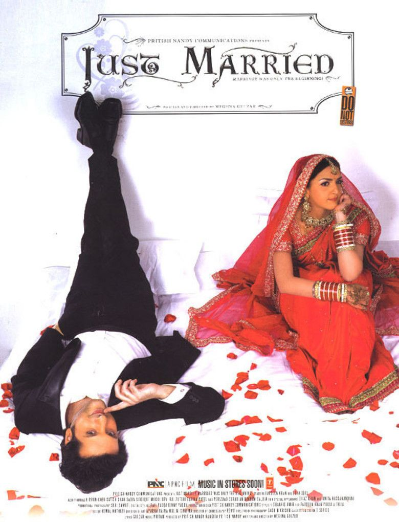 Just Married (2007 film) movie poster