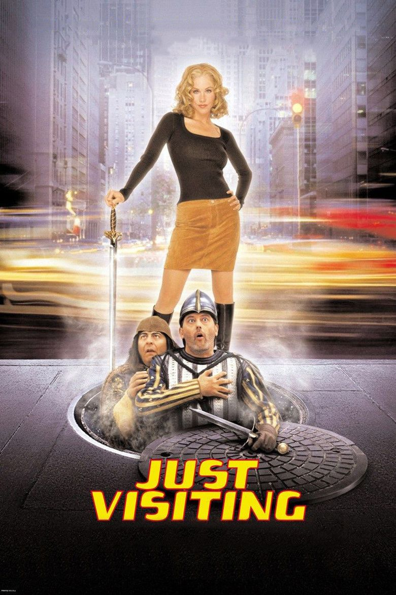 Just Visiting (film) movie poster
