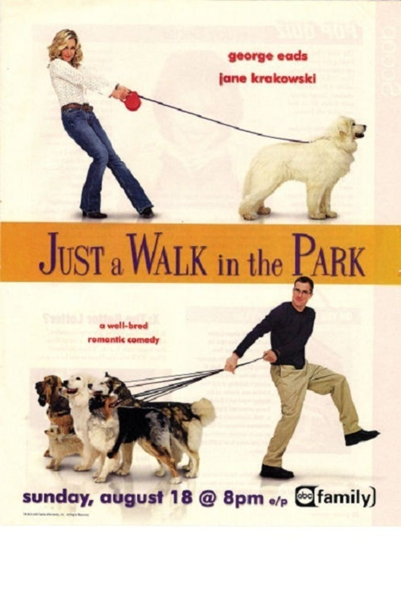Just a Walk in the Park movie poster