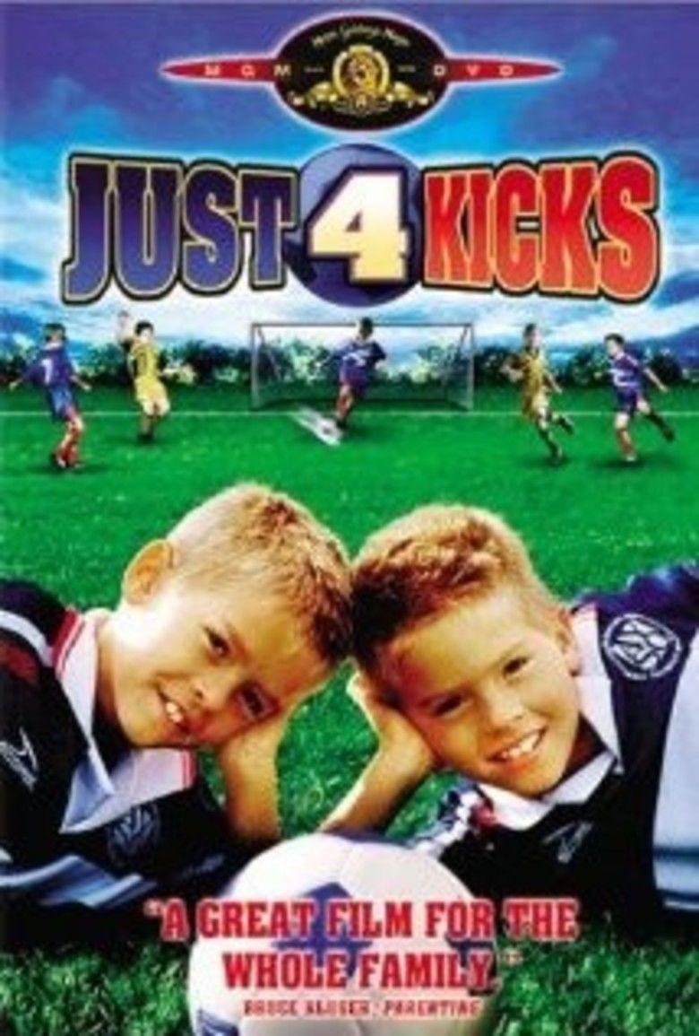 Just for Kicks (2003 film) movie poster