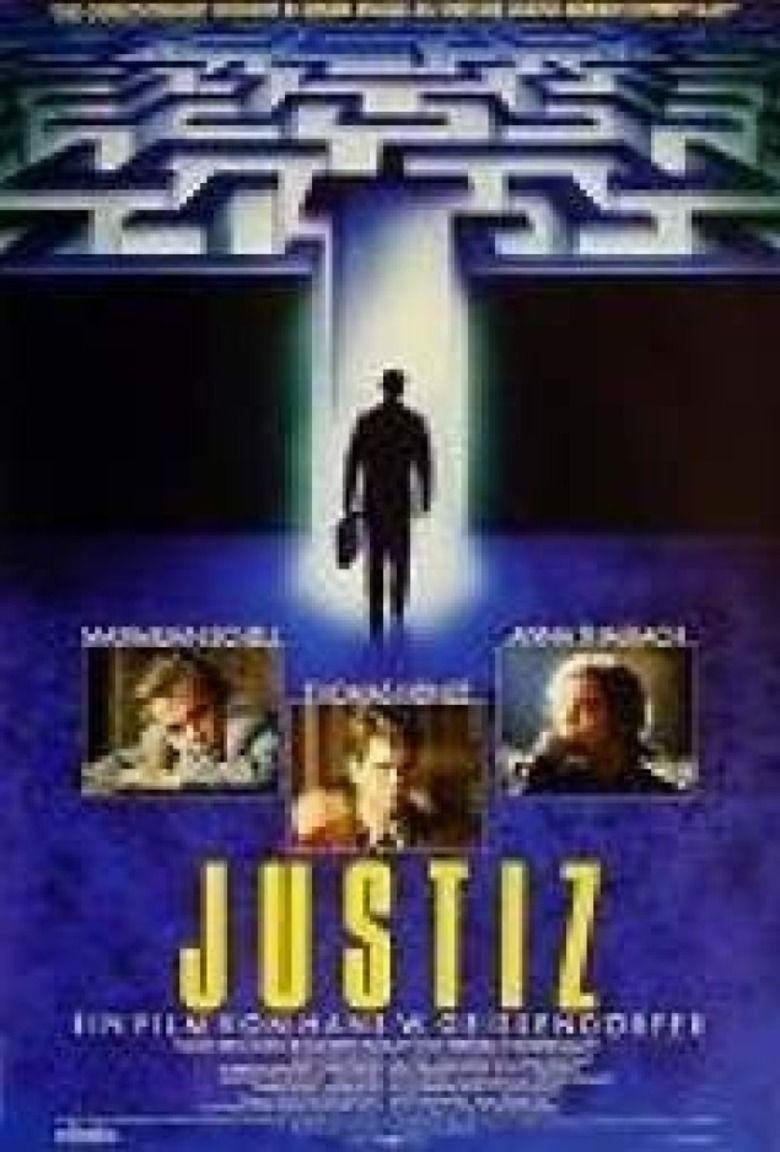 Justice (1993 film) movie poster