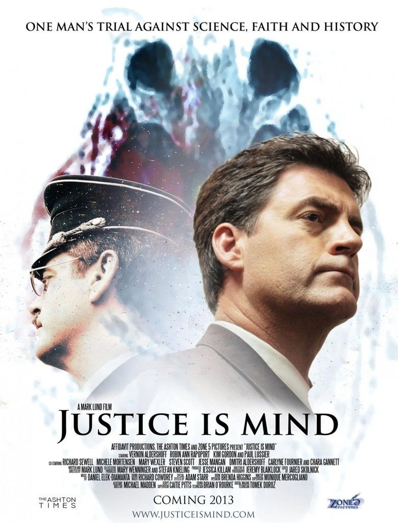 Justice Is Mind movie poster