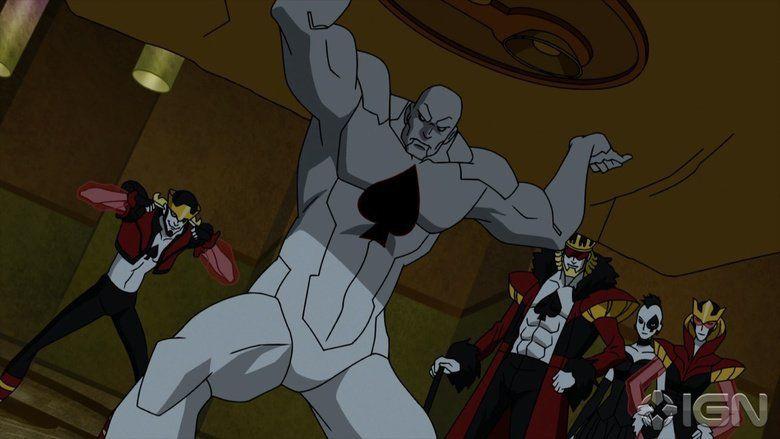 Justice League: Doom movie scenes