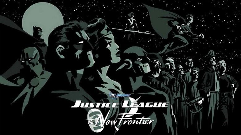 Justice League: The New Frontier movie scenes