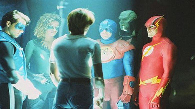 Justice League of America (1997 film) movie scenes