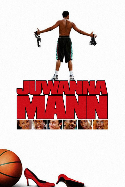 Juwanna Mann movie poster