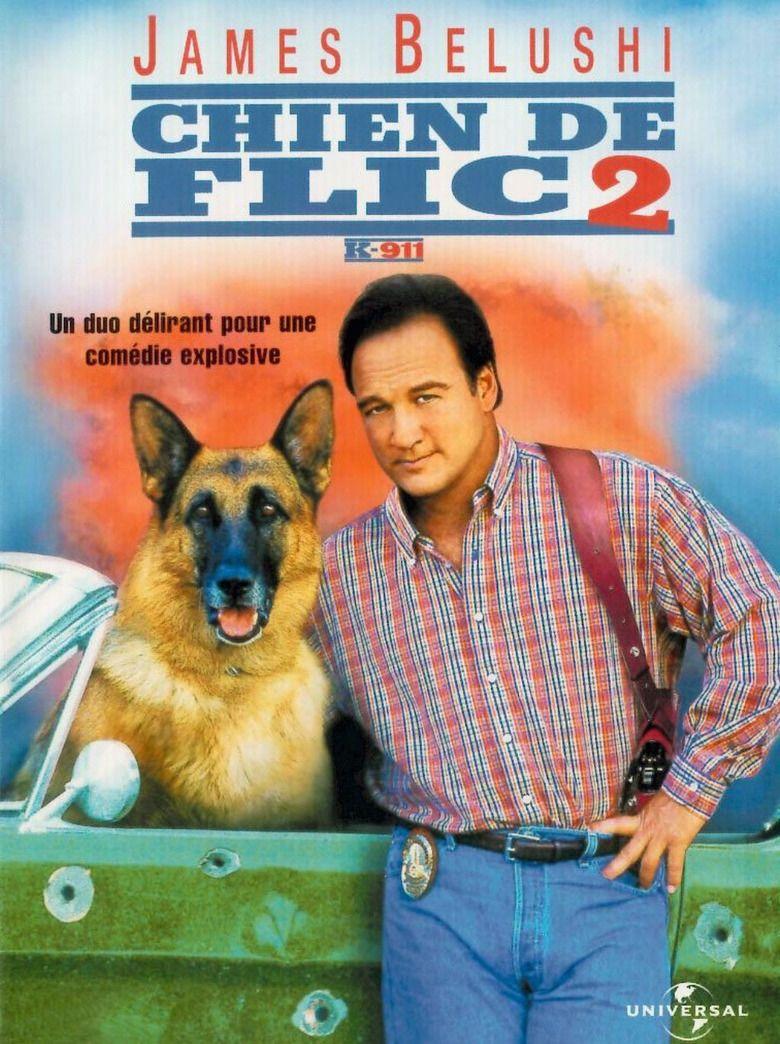 K 911 movie poster