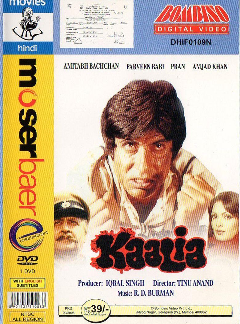 Kaalia movie poster