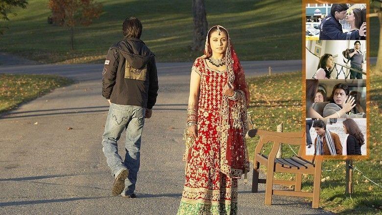 Kabhi Alvida Naa Kehna movie scenes