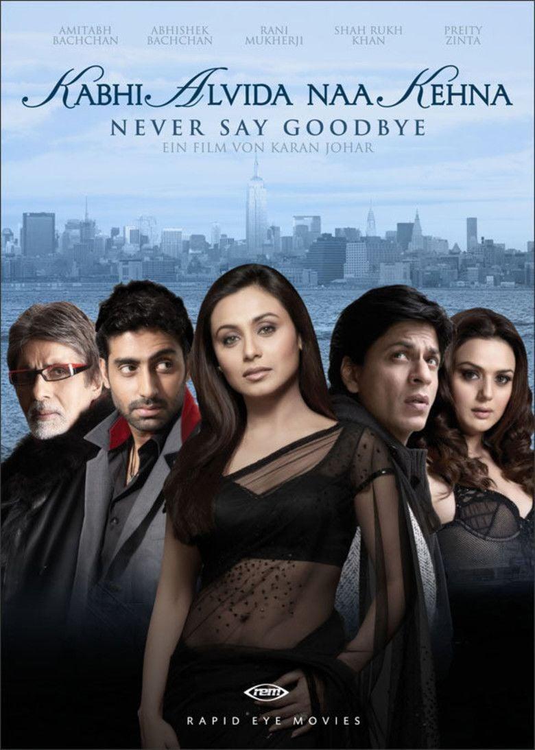 Kabhi Alvida Naa Kehna (2006) Movie Download 480p 720p