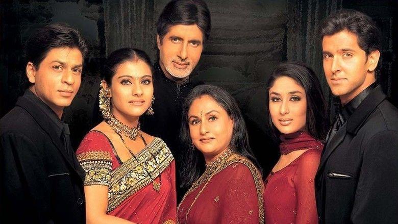 Kabhi Khushi Kabhie Gham movie scenes