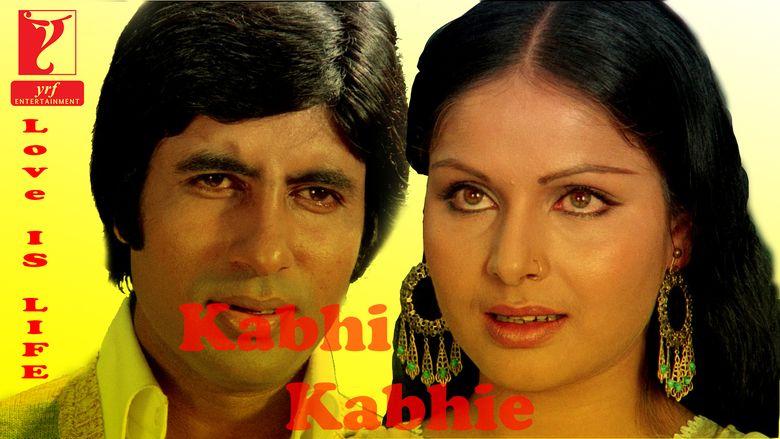 Kabhie Kabhie (1976 film) movie scenes