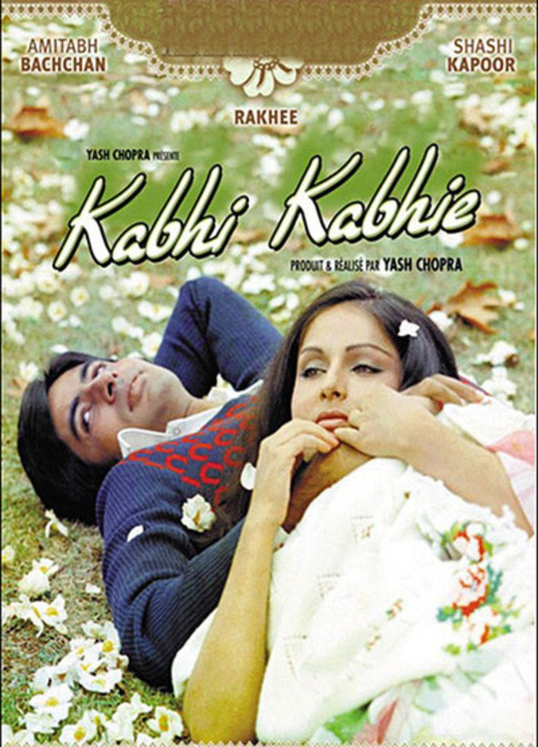 Kabhie Kabhie (1976 film) movie poster