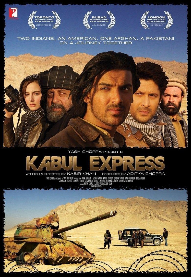 Kabul Express movie poster