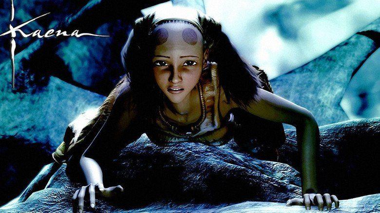 Kaena: The Prophecy movie scenes