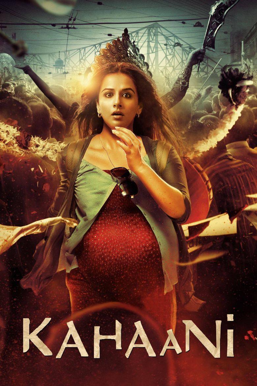 Kahaani movie poster