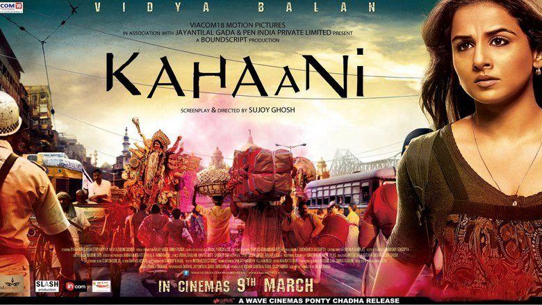 Kahaani movie scenes