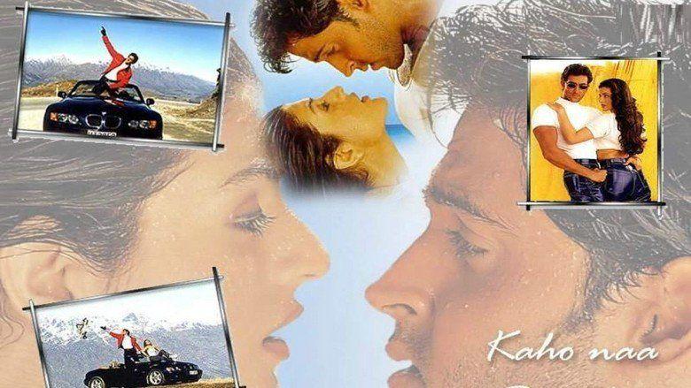 Kaho Naa Pyaar Hai movie scenes
