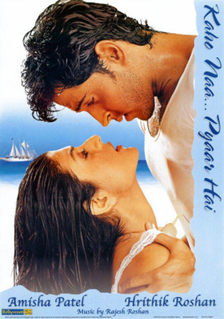 Kaho Naa Pyaar Hai movie poster