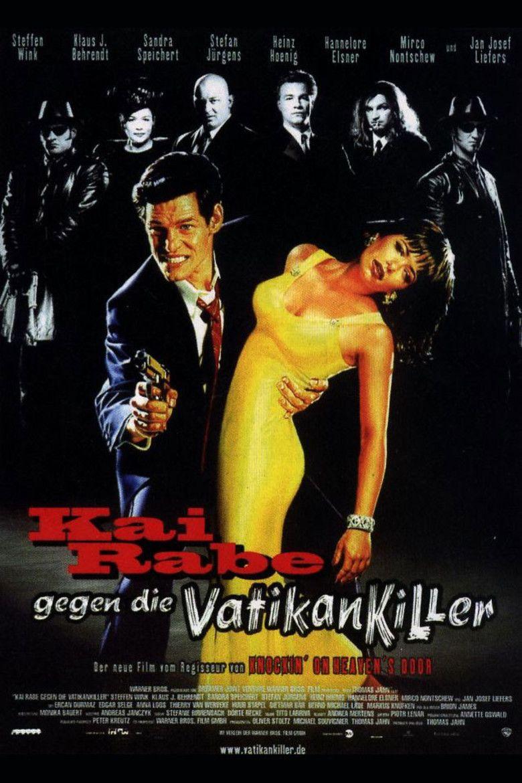 Kai Rabe gegen die Vatikankiller movie poster
