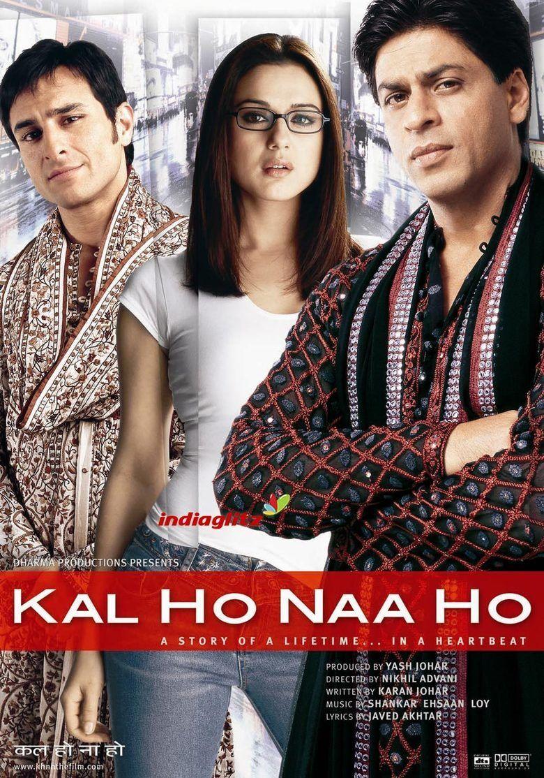 Kal Ho Naa Ho movie poster
