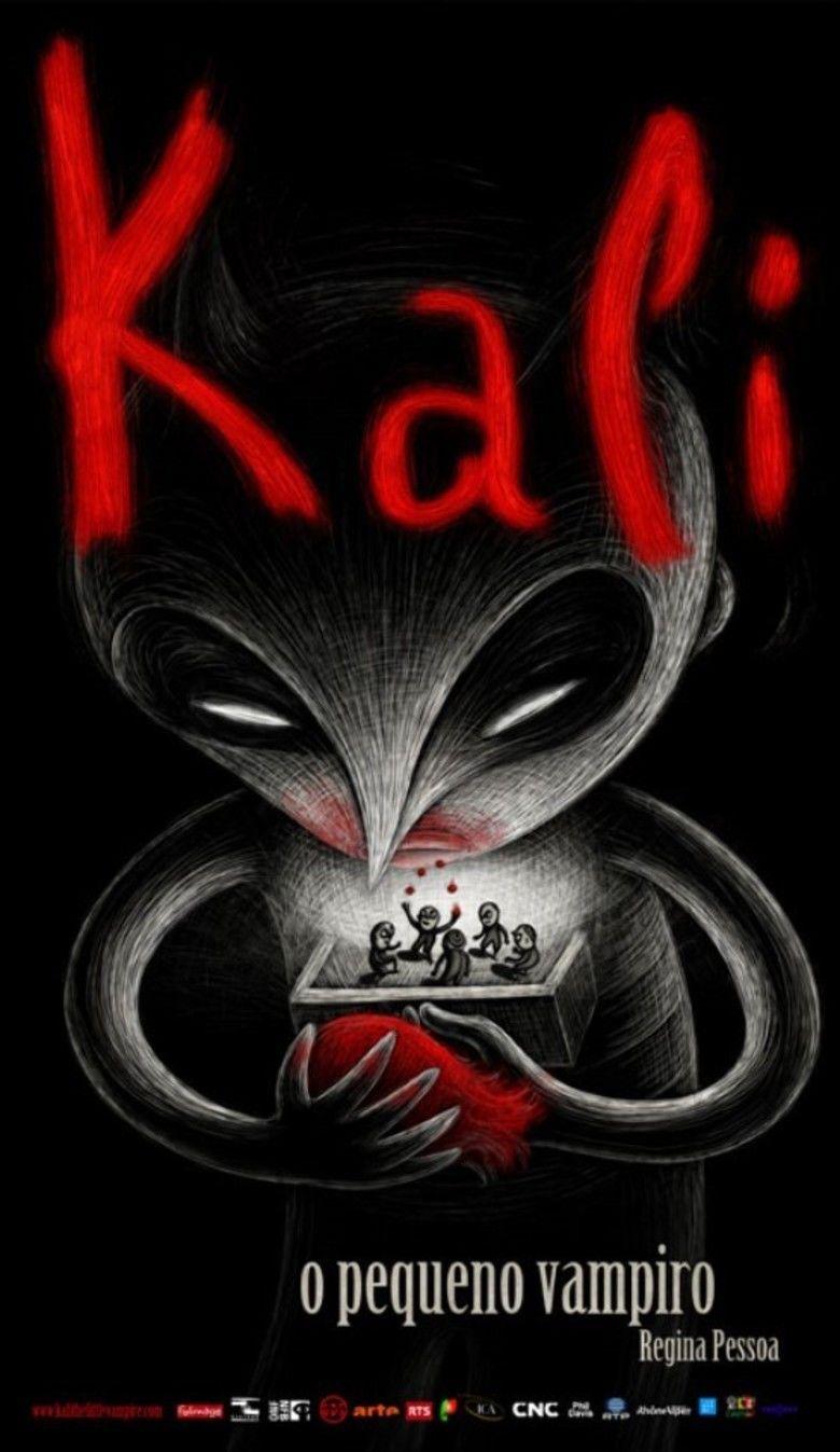 Kali the Little Vampire movie poster
