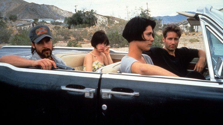 Kalifornia movie scenes