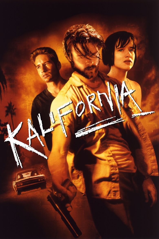 Kalifornia movie poster