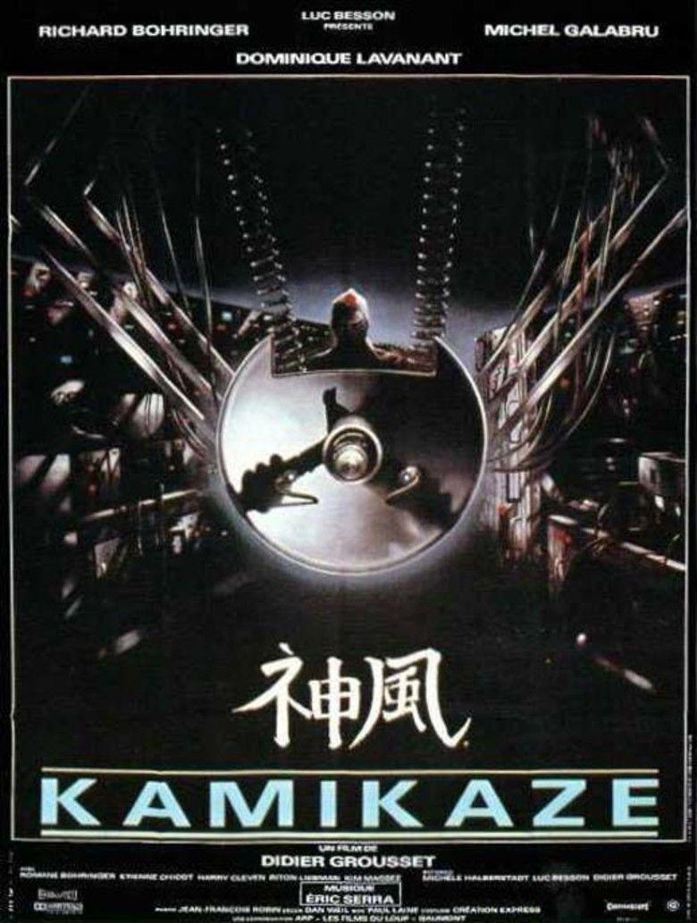 Kamikaze (1986 film) movie poster