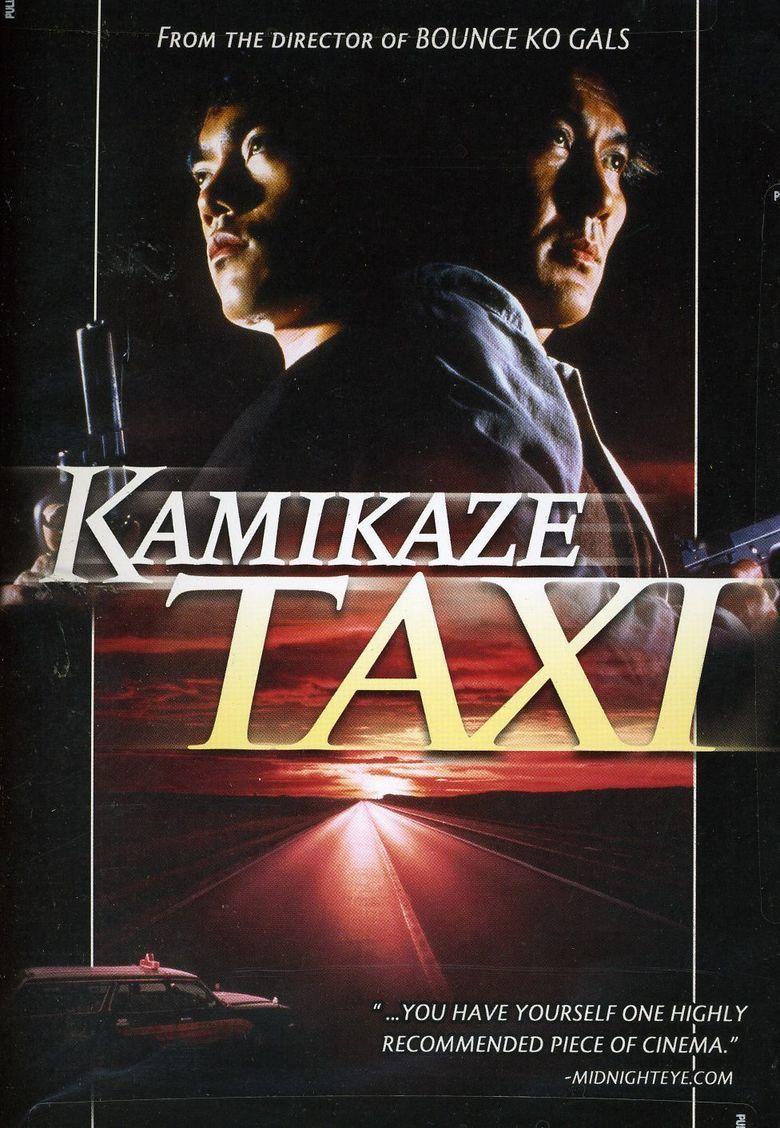 Kamikaze Taxi movie poster
