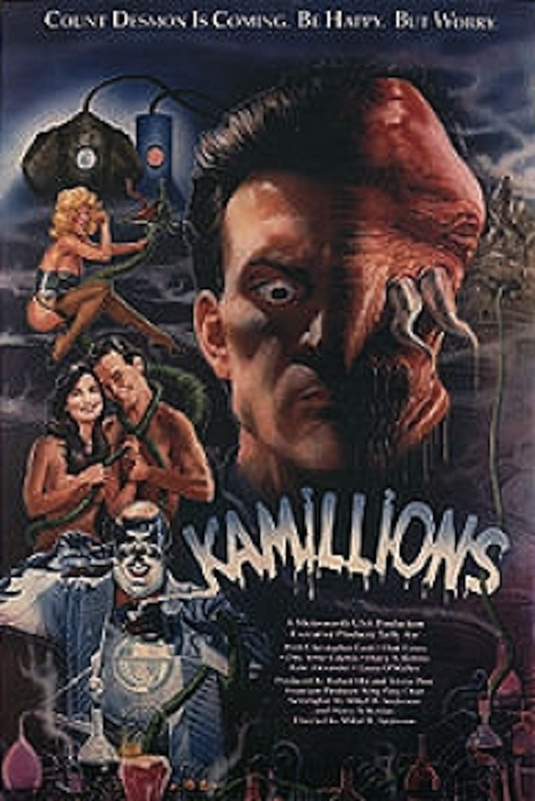 Kamillions movie poster