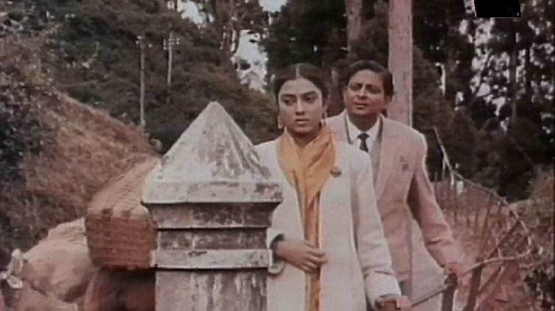 Kanchenjungha (film) movie scenes
