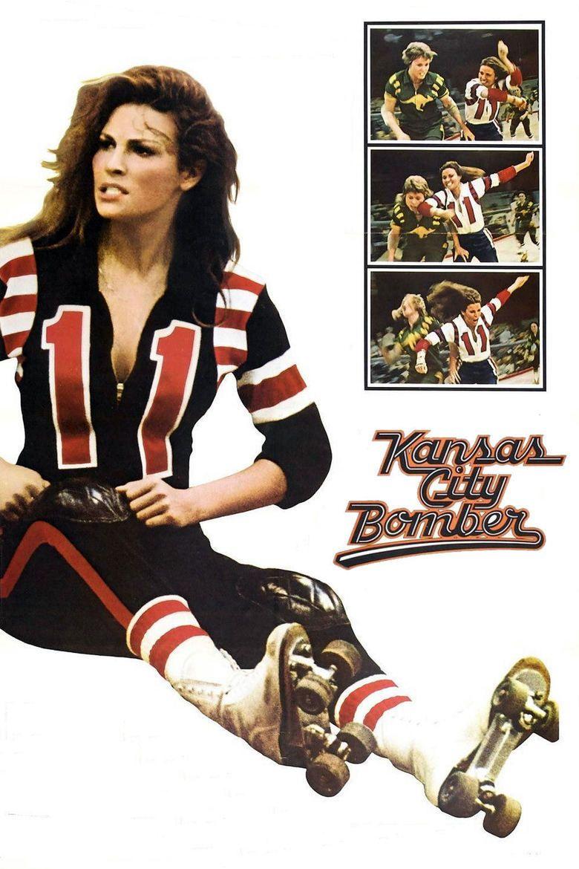 Kansas City Bomber movie poster