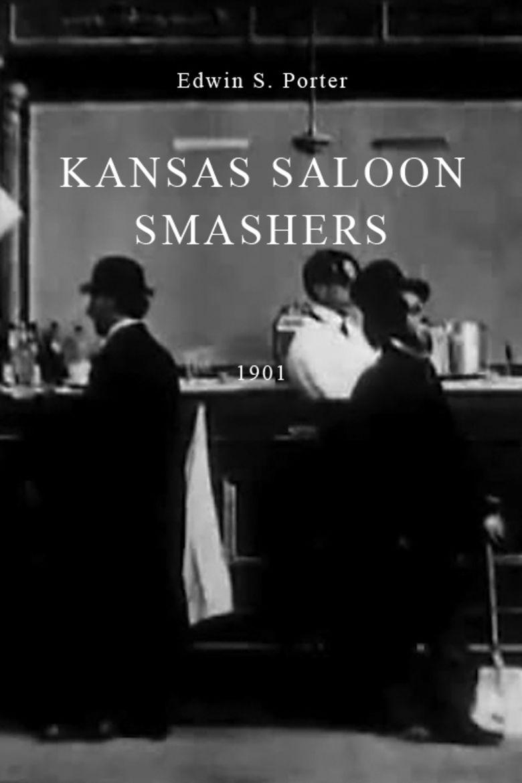 Kansas Saloon Smashers movie poster