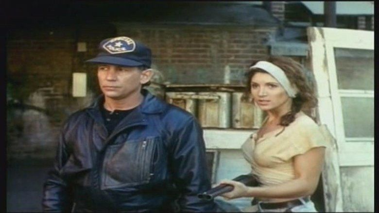 Karate Cop movie scenes