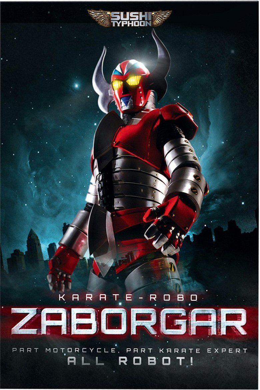 Karate Robo Zaborgar movie poster