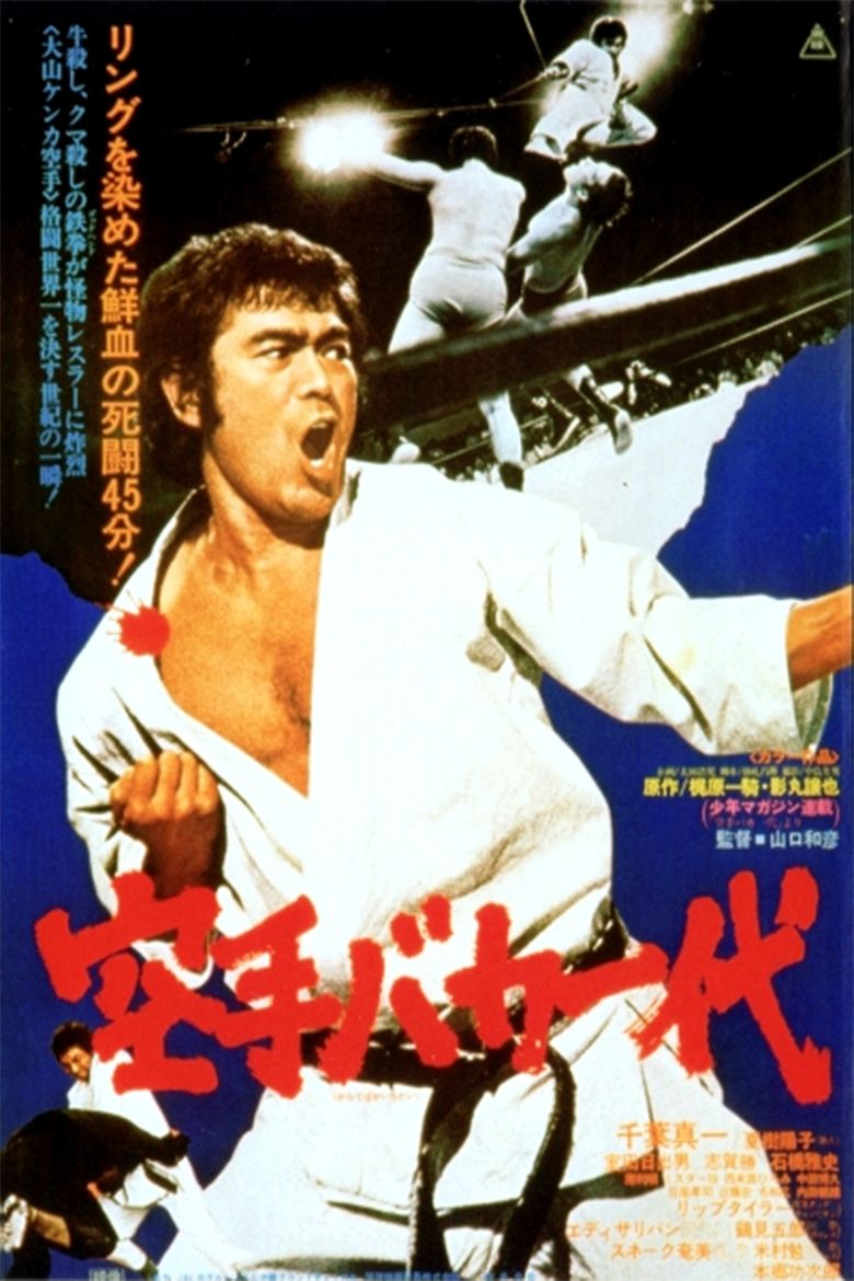 Karate for Life movie poster