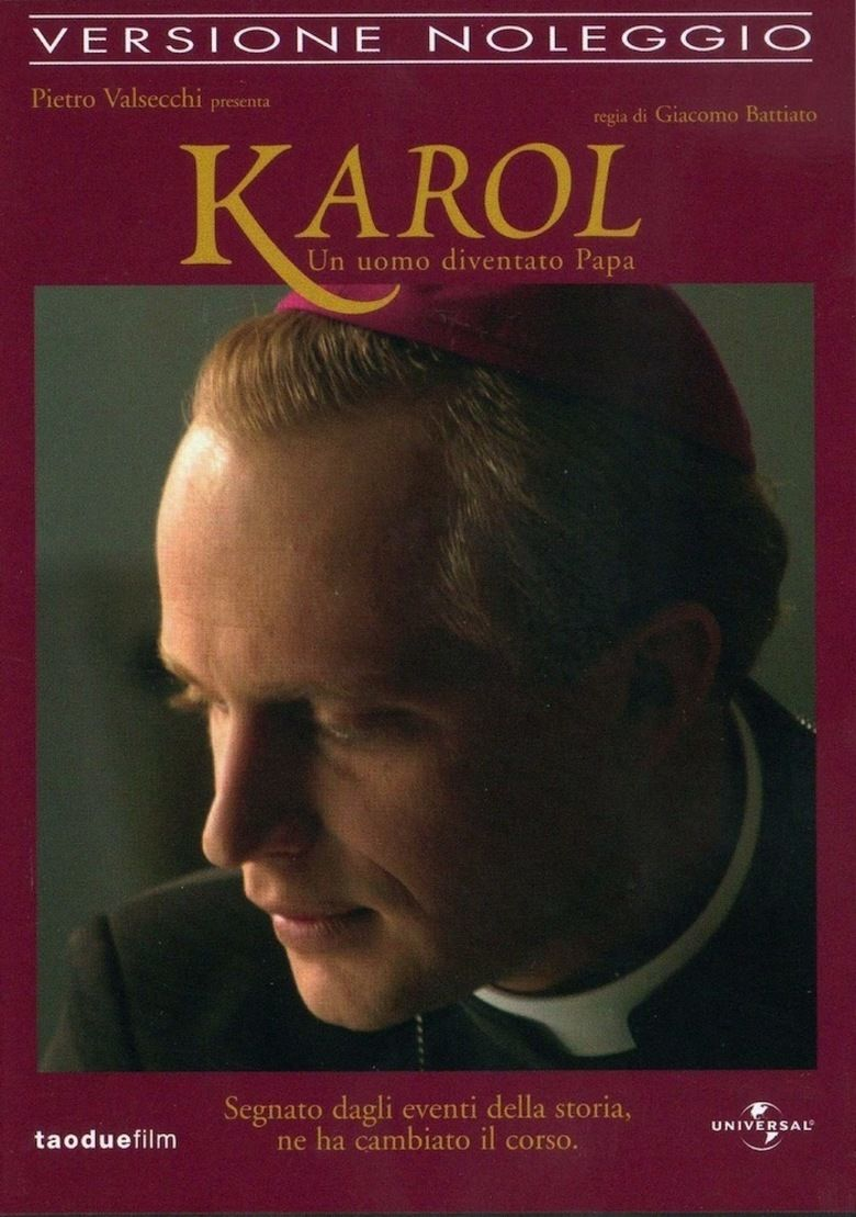 Karol: A Man Who Became Pope movie poster