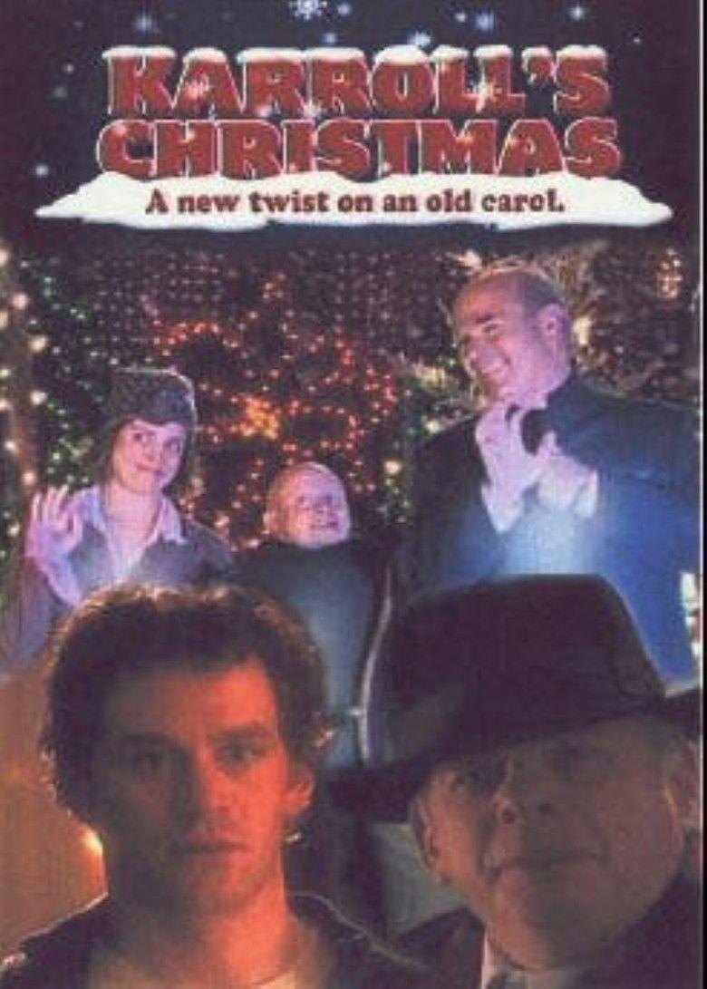 Karrolls Christmas movie poster