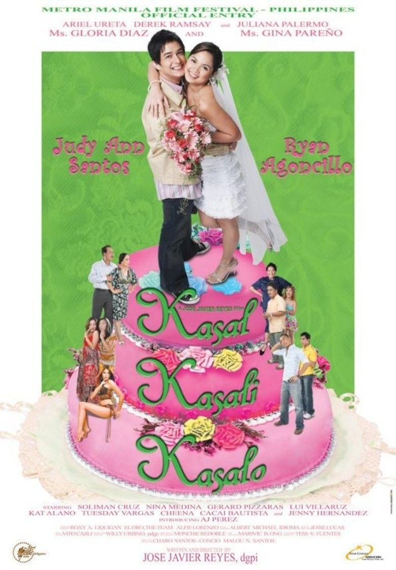 Kasal, Kasali, Kasalo movie poster