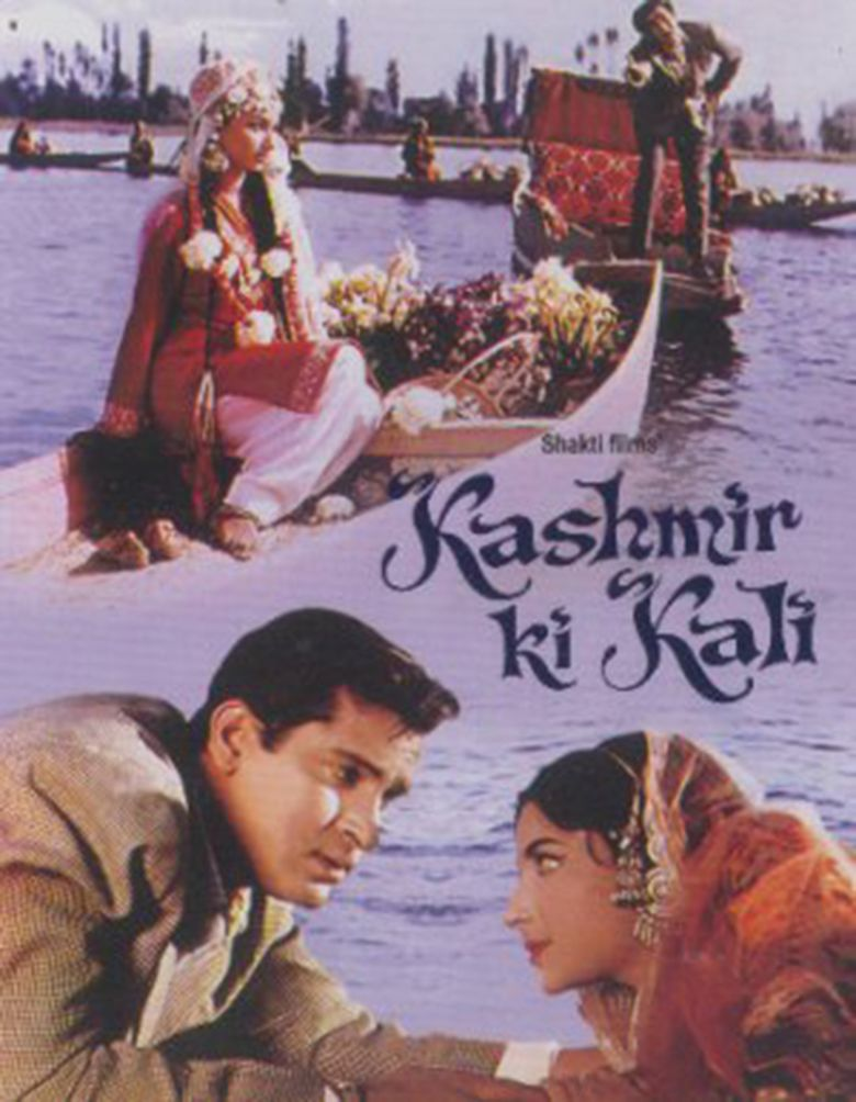 Kashmir Ki Kali movie poster