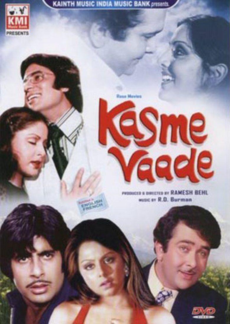 Kasme Vaade movie poster