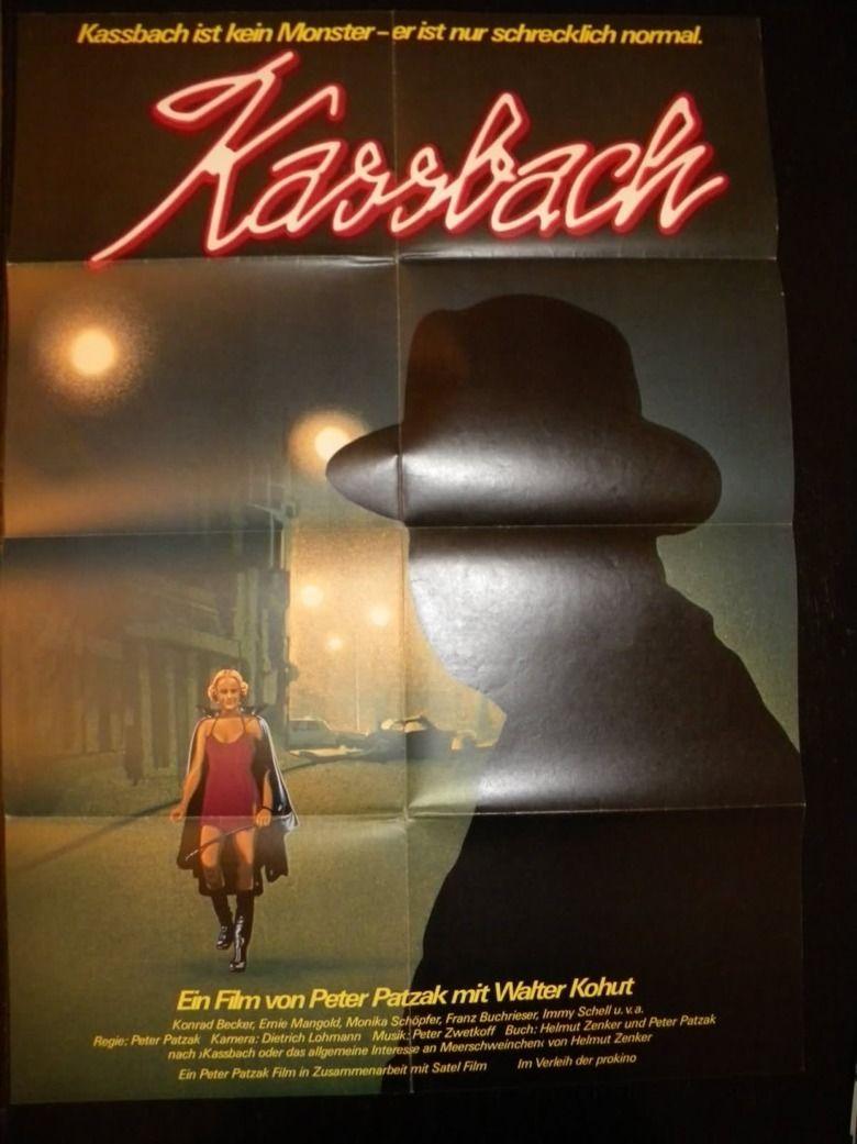 Kassbach Ein Portrat movie poster