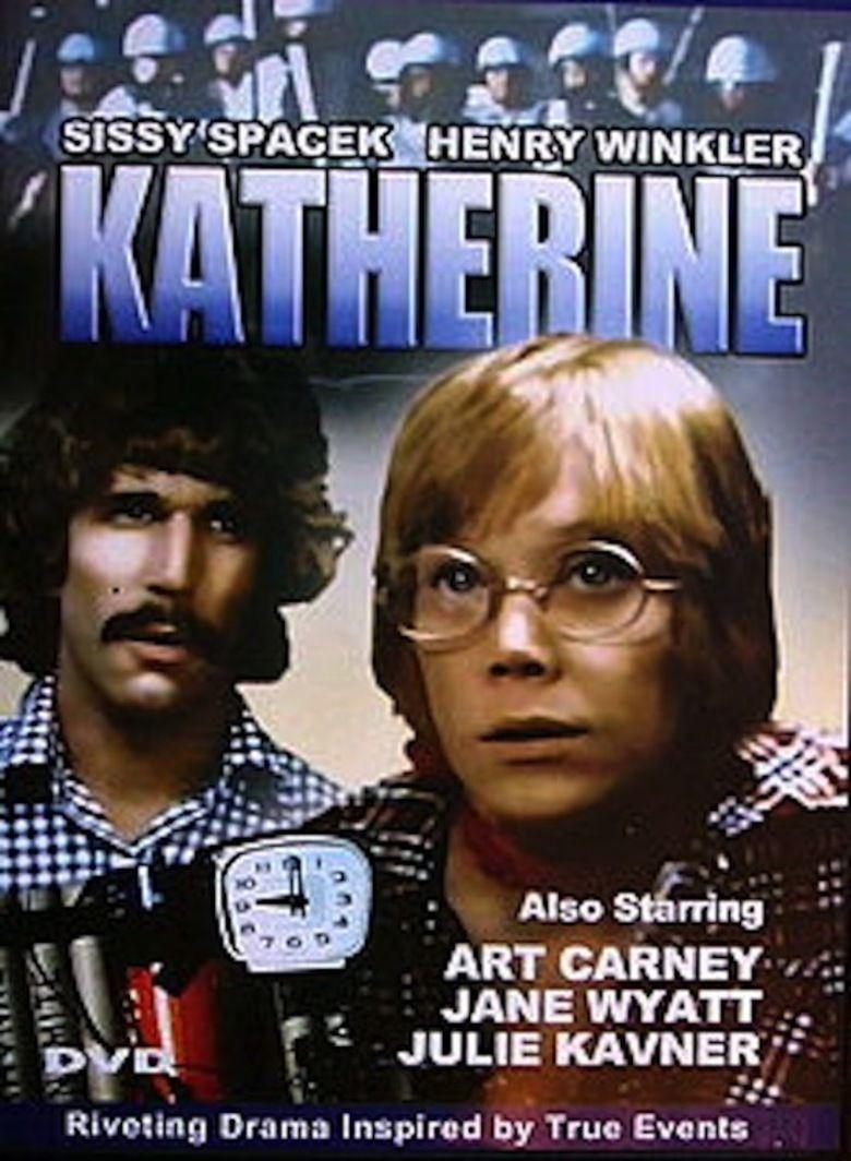 Katherine (film) movie poster