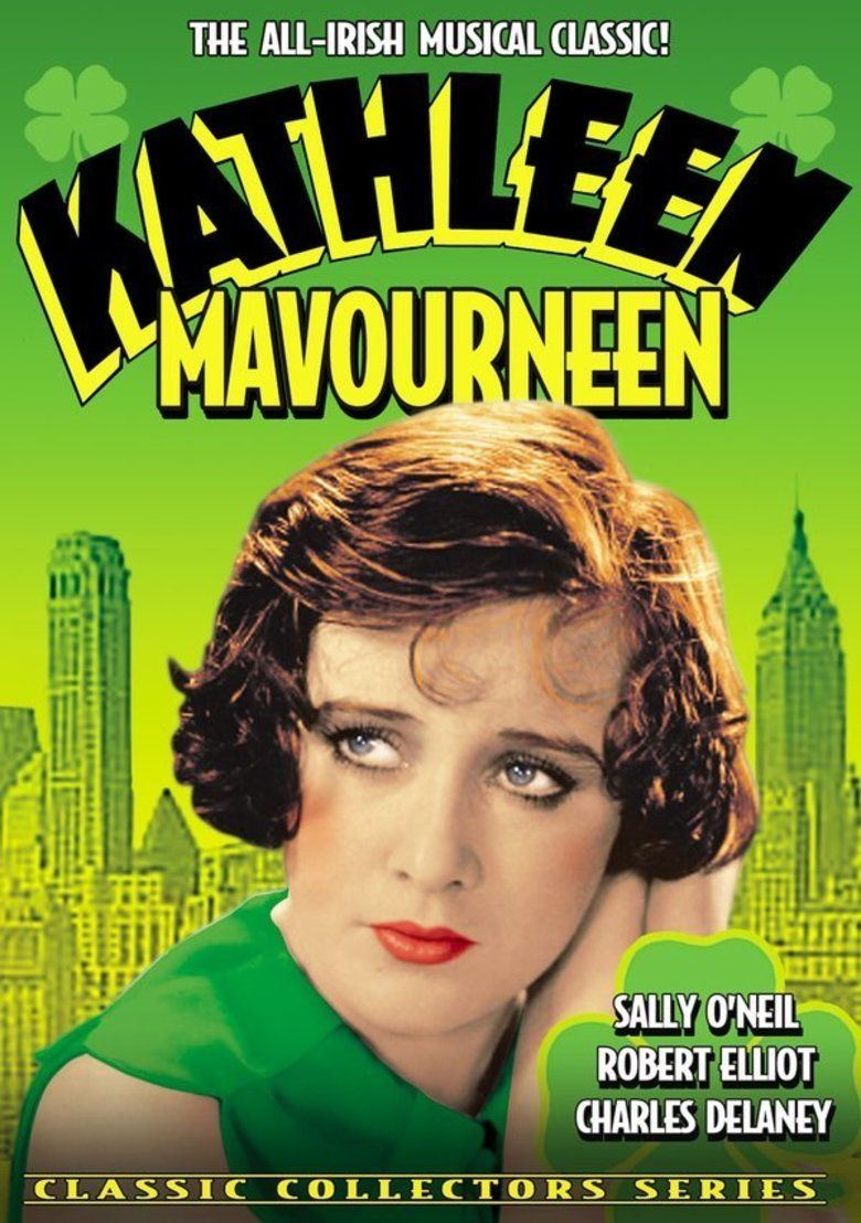 Kathleen Mavourneen (1930 film) movie poster