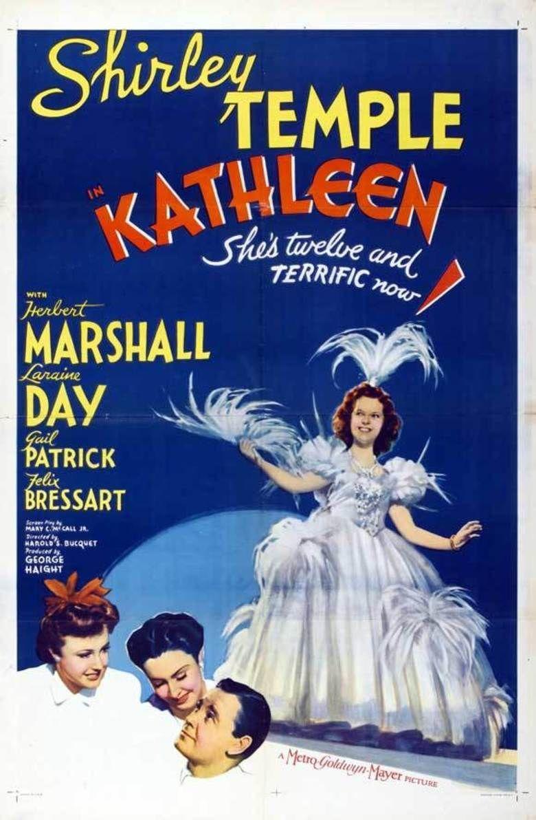 Kathleen (film) movie poster