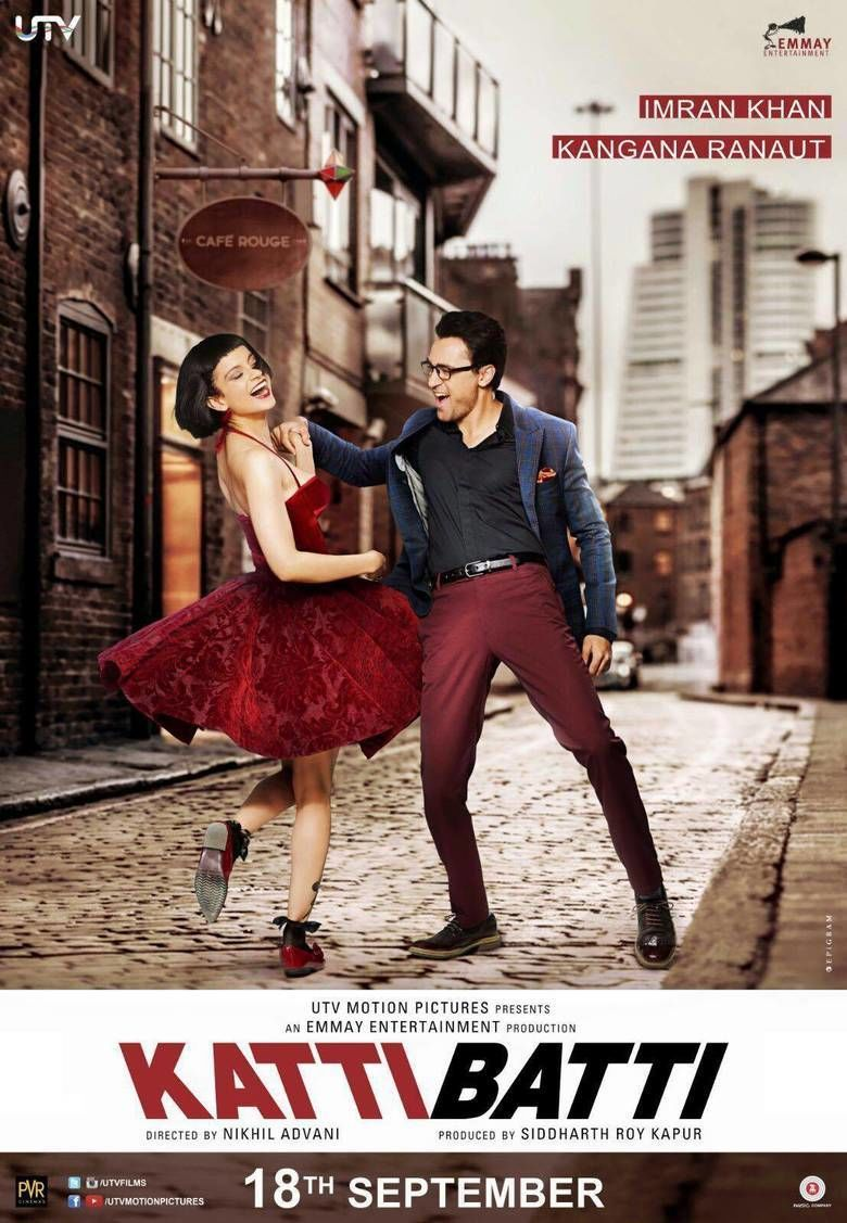 Katti Batti movie poster