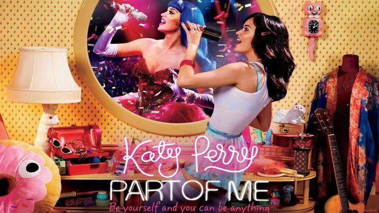 Katy Perry: Part of Me movie scenes